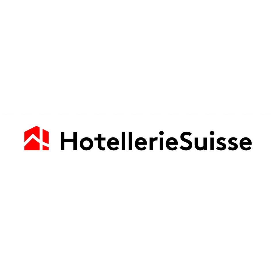 Firmenlogo von HotellerieSuisse