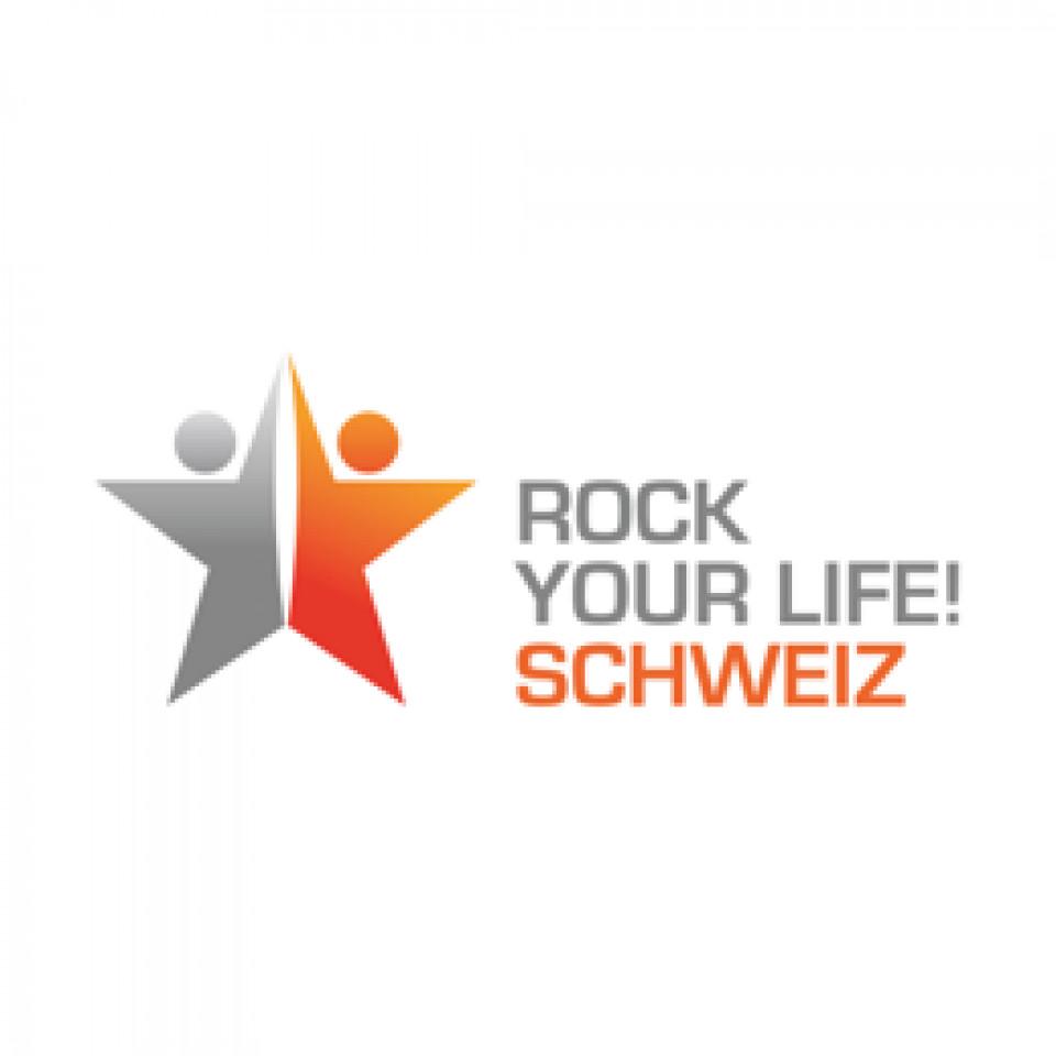 Firmenlogo von ROCK YOUR LIFE! Schweiz